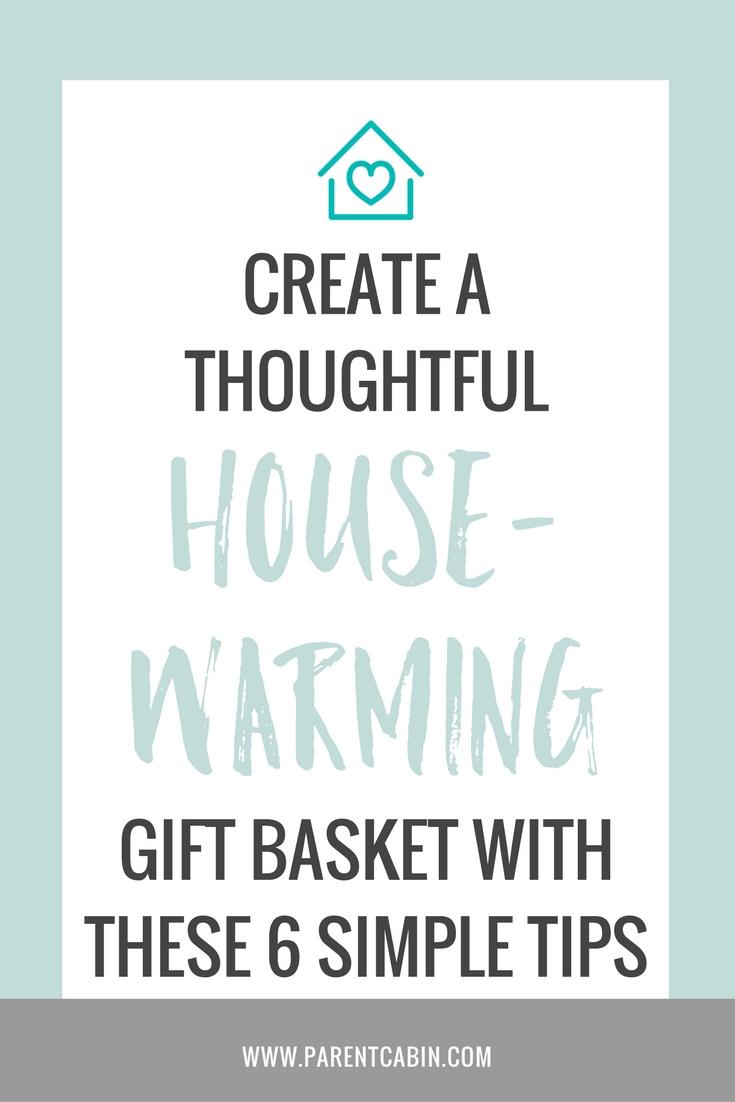 6 Thoughtful DIY Housewarming Gift