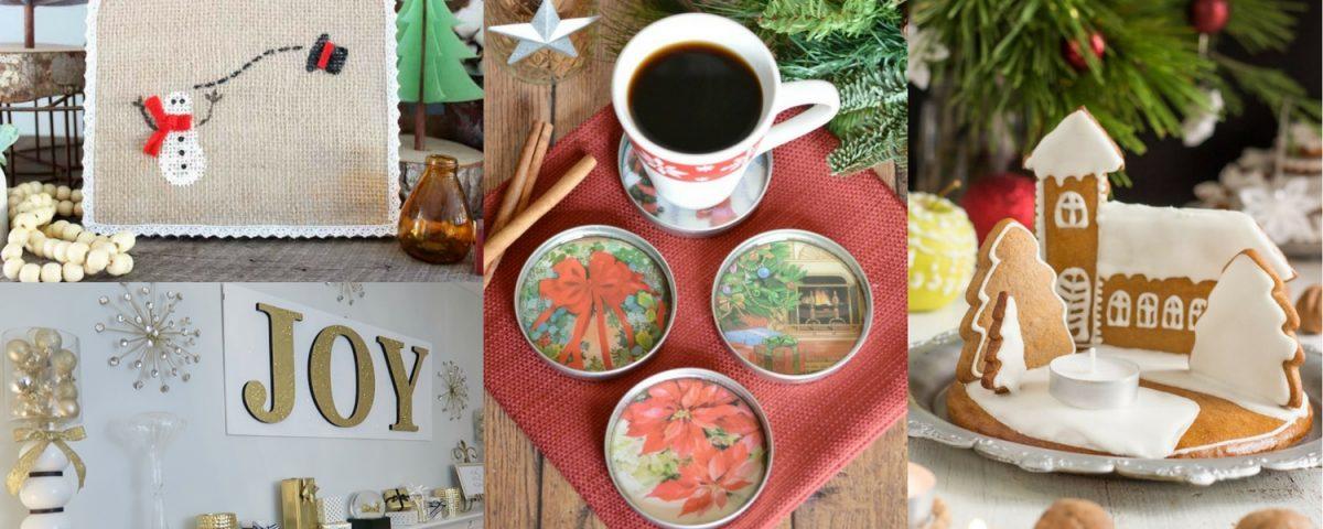 The Ultimate List of 25+ DIY Christmas Decor Ideas